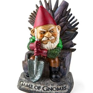 BigMouth Inc Game of Gnomes Gnomo da Giardino.