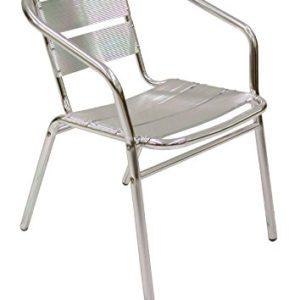Ordine minimo 4 pezzi sedia da bar sedia per esterno sedia catering sedia ristorante sedia stabilimento balneare