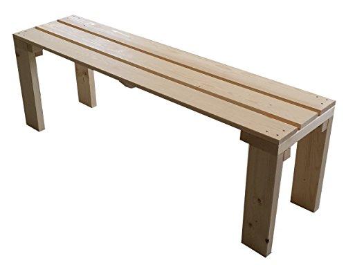 Panche Di Legno Per Interni.Total Wood 2012 Panca Panchina Panchetta Interno Esterno In Legno