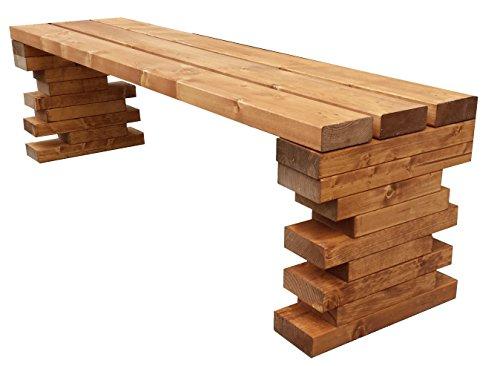 Panche Di Legno Per Interni.Total Wood 2012 Panchina Panca Panchetta Interno Esterno In Legno